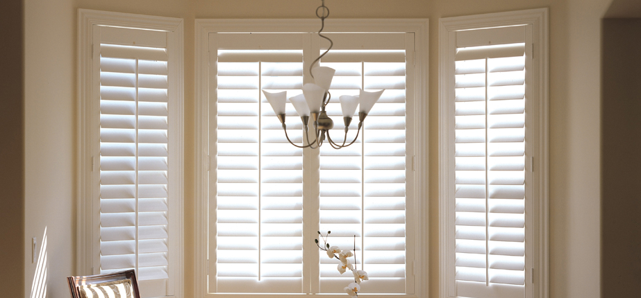 Faux Plantation Shutters 2017 Grasscloth Wallpaper